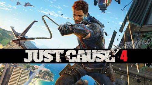 Just Cause 4 Leaked