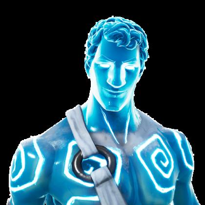 Fortnite Frozen Love Ranger Skin