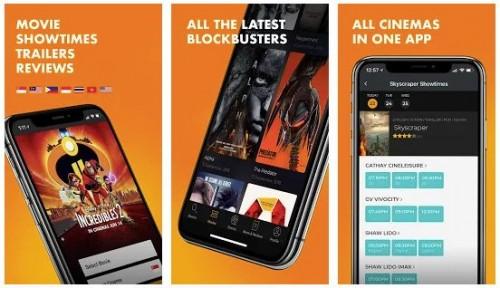 Popcorn: Movie Showtimes, Tickets, Trailers & News