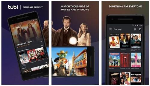 Tubi TV - Ücretsiz TV ve Film