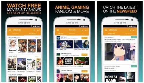 Viewster – Anime & Fandom TV